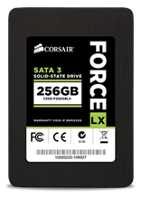 Corsair Force Series LX 256GB Internal SSD Drive